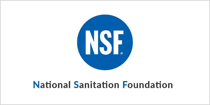 NSF National Sanitation Foundation
